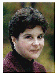 Kirjailijan kuva. Ann Benson