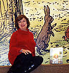 "Fotografia dell'autore. <a href=""http://www.barbarashookhazen.com/"" rel=""nofollow"" target=""_top"">http://www.barbarashookhazen.com/</a>"