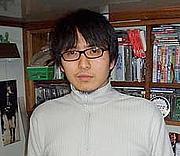 Kirjailijan kuva.
