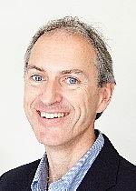 Author photo. Dr. Simon Marsden of Flinders University, Adelaide.
