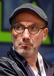"""Författarporträtt. Jean-Yves Ferri at Lucca Comics & Games 2015 By Niccolò Caranti - Own work, CC BY-SA 4.0, <a href=""""//commons.wikimedia.org/w/index.php?curid=44770864"""" rel=""""nofollow"""" target=""""_top"""">https://commons.wikimedia.org/w/index.php?curid=44770864</a>"""