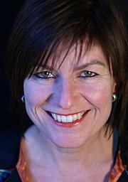 Author photo. Judith Uyterlinde