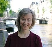 Kirjailijan kuva. Susanne van der Kleij