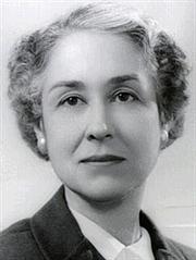Author photo. Augusta Stevenson