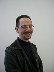 Forfatter foto. Credit: Tim Bartel, 2007, Mainz, Germany
