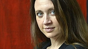 Fotografia de autor. Camilla Läckberg in may 2016