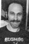 Kirjailijan kuva. Robert N. Charrette