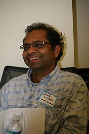 "Author photo. <a href=""http://www.flickr.com/photos/drbeachvacation/"">Shashi Bellamkonda</a>"