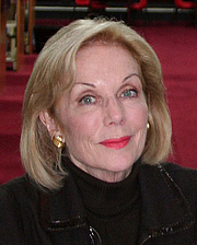 Forfatter foto. Ita Buttrose. Photo courtesy of Mosman Library.
