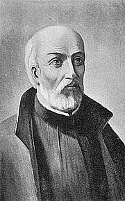 Foto do autor. Father Jean de Brébeuf / Wikipedia