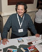 Photo de l'auteur(-trice). Photo by James Duncan Davidson/O'Reilly Media, Inc.