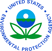 Foto auteur. Logo of the Environmental Protection Agency