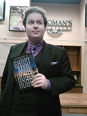 Author photo. Photo credit: Chip Kidd