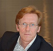 Forfatter foto. Gunnar B. Kvaran