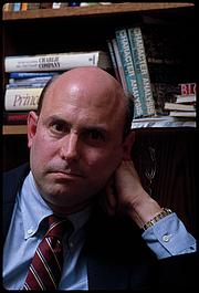 Autoren-Bild. photo by Bernard Gotfryd, 1984