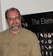 Fotografia de autor. From Theodore Gray Wikipedia article. Photographer: Kathryn Cramer.