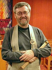 Kirjailijan kuva. Credit: Weasel Tracks (Wikipedia), 2001