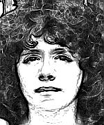 Kirjailijan kuva. artwork by the author