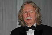 Kirjailijan kuva. Friðrik Þór á Edduverðlaununum árið 2007