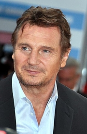 Foto do autor. Liam Neeson at the Deauville American Film Festival, 2012 [source: Georges Biard]