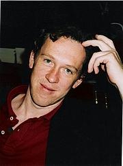 Kirjailijan kuva. Giaisse