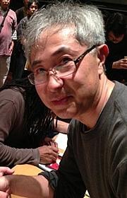 Fotografia dell'autore.