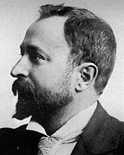 Forfatter foto. portrait of Aleko Konstantinov from 1896