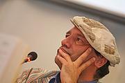 Foto do autor. Andrea G. Pinketts, 2011/19/16 Source: Andrea G. Pinketts, Author: Associazione Amici di Piero Chiara