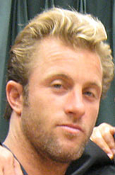 Foto de l'autor. Scott Caan. Photo by Carolyn Kellogg.