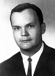Author photo. John Kennedy Toole