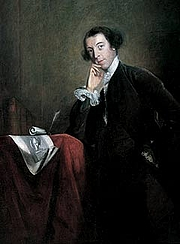 "Forfatter foto. From <a href=""http://commons.wikimedia.org/wiki/Image:Horace_Walpole.jpg"">Wikimedia Commons</a>"