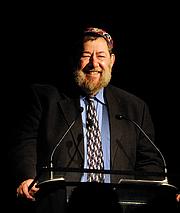 Foto de l'autor. Rabbi Arthur Green. Photo courtesy of Festival of Faiths Louisville.