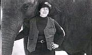 Kirjailijan kuva. Julia Ecklar