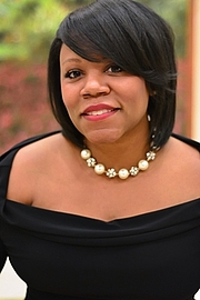 Foto de l'autor. Kimesha Coleman