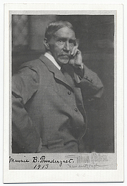 """Fotografia de autor. Photographer: Gertrude Käsebier  From the <a href=""""http://photography.si.edu/SearchImage.aspx?id=5157"""">Smithsonian Institution, Archives of American Art</a>, Macbeth Gallery records."""