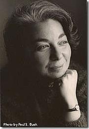 Author photo. Florence Howe
