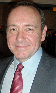 Foto do autor. Kevin Spacey in April 2009 [source: Sarah Ackerman]