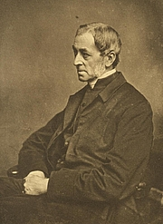 Foto do autor. Image from <b><i>John William Burgon, late Dean of Chichester : a biography</i></b> (1892) by Edward Meyrick Goulburn