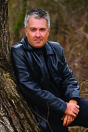 Forfatter foto. Photo by Martin Hoffsten