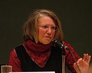 Författarporträtt. Nancy Fraser 2008 in Jena by Bunnyfrosch
