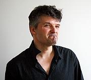 Author photo. Alain Auderset