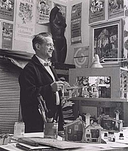 Författarporträtt. Early 1960's