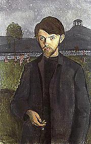 Fotografia de autor. Self portrait, 1908