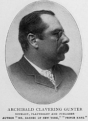 Forfatter foto. Image from <b><i>Notable New Yorkers of 1896-1899 : a companion volume to King's handbook of New York City</i></b> (1899) by Moses King