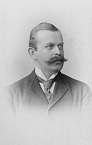 Fotografia de autor. Ernst Diehl (1874—1947), deutscher klassischer Philologe