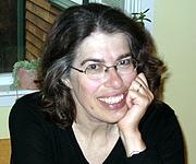 Foto de l'autor. Helen Epstein