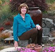 Foto de l'autor. Jo Robinson/from her website