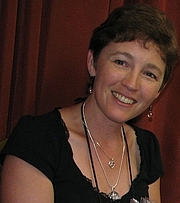 Author photo. picture of Joey W. HIll from her website Storywitch.com