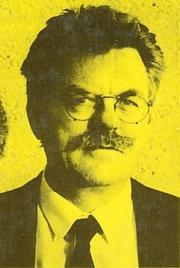 Kirjailijan kuva. Gerrit Krol (book cover 1994)