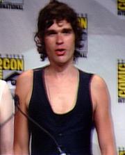 Foto do autor. Eisner Awards, San Diego Comic-Con 2007, photo by Lampbane